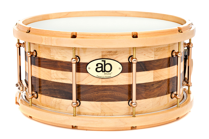 סנר ab Drums Custom Strips maple-1465
